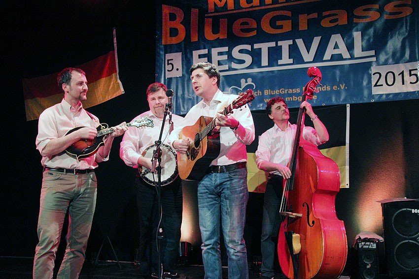 5. Munich Bluegrass Festival 2015 in München