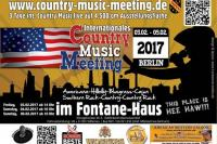 Bild: Das Wacken der Country Music - 20 Nationen auf dem 7. Internationalen Country Music Meeting
