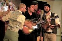 Bild: The Steel Wheels - Blue Ridge Mountains - Honey Bear